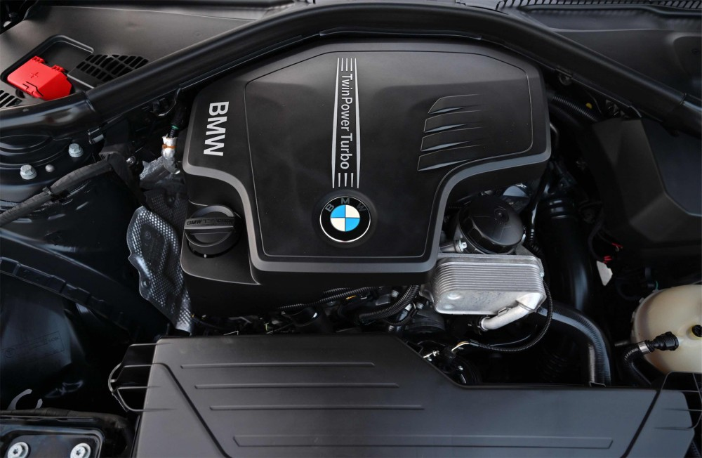 buy second hand BMW 428i M-Kit in Dubai