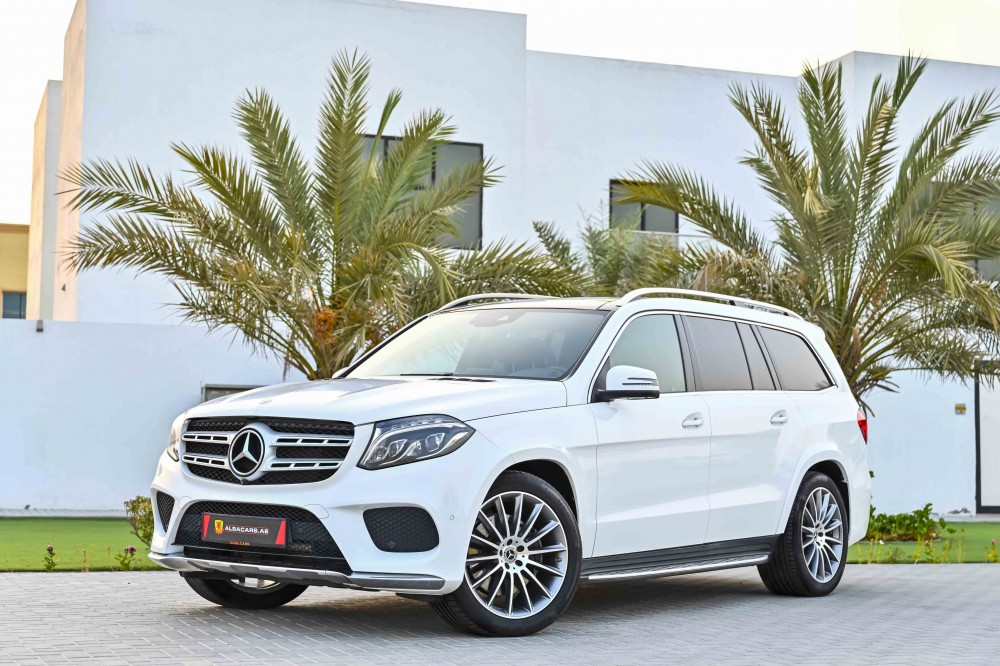 buy certified Mercedes GLS500 AMG-Kit without downpayment
