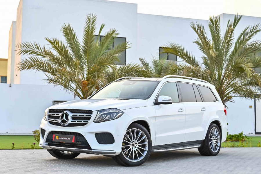 Mercedes GLS500 AMG-Kit