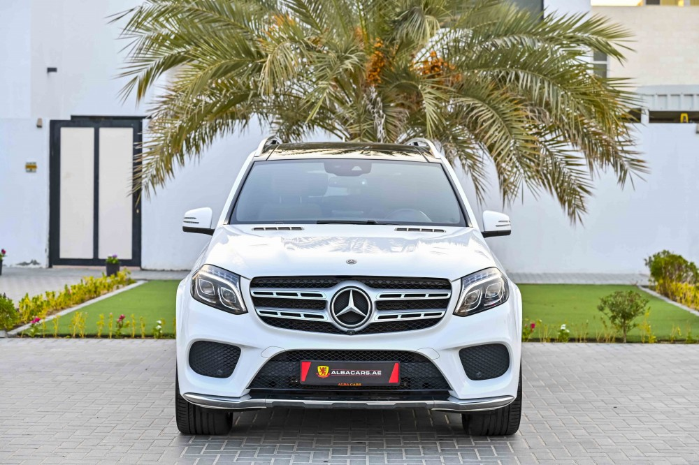 buy second hand Mercedes GLS500 AMG-Kit without downpayment