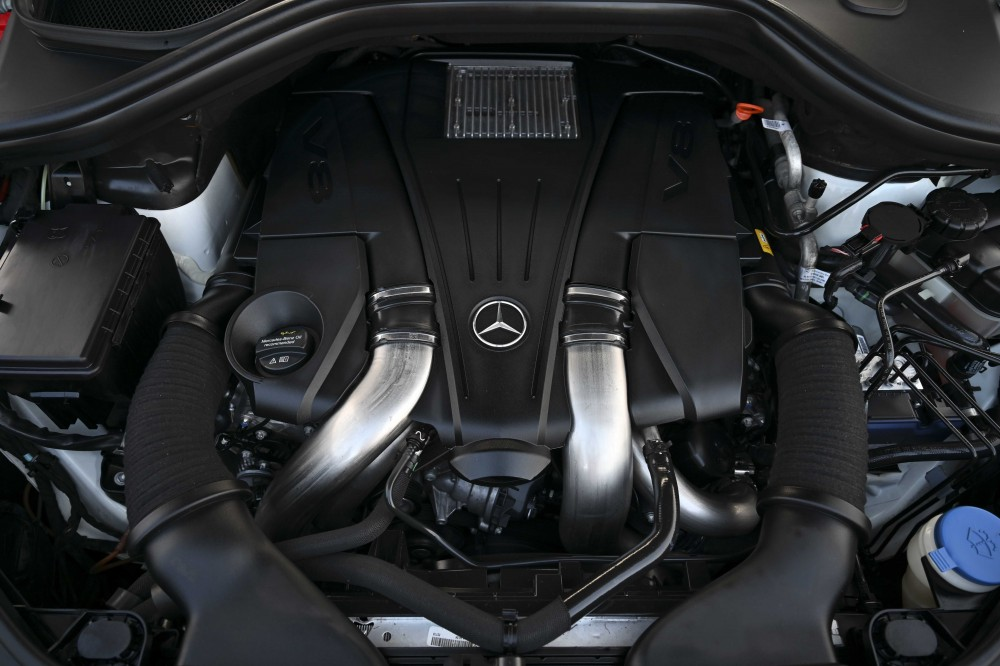 buy second hand Mercedes GLS500 AMG-Kit with warranty