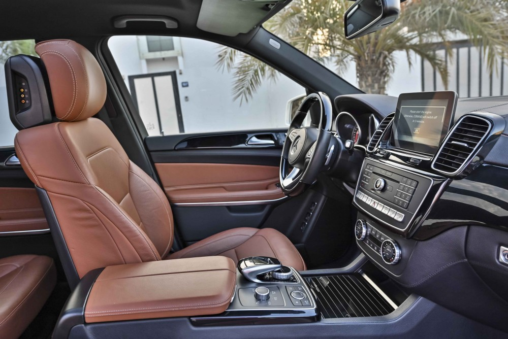 buy certified Mercedes GLS500 AMG-Kit with warranty