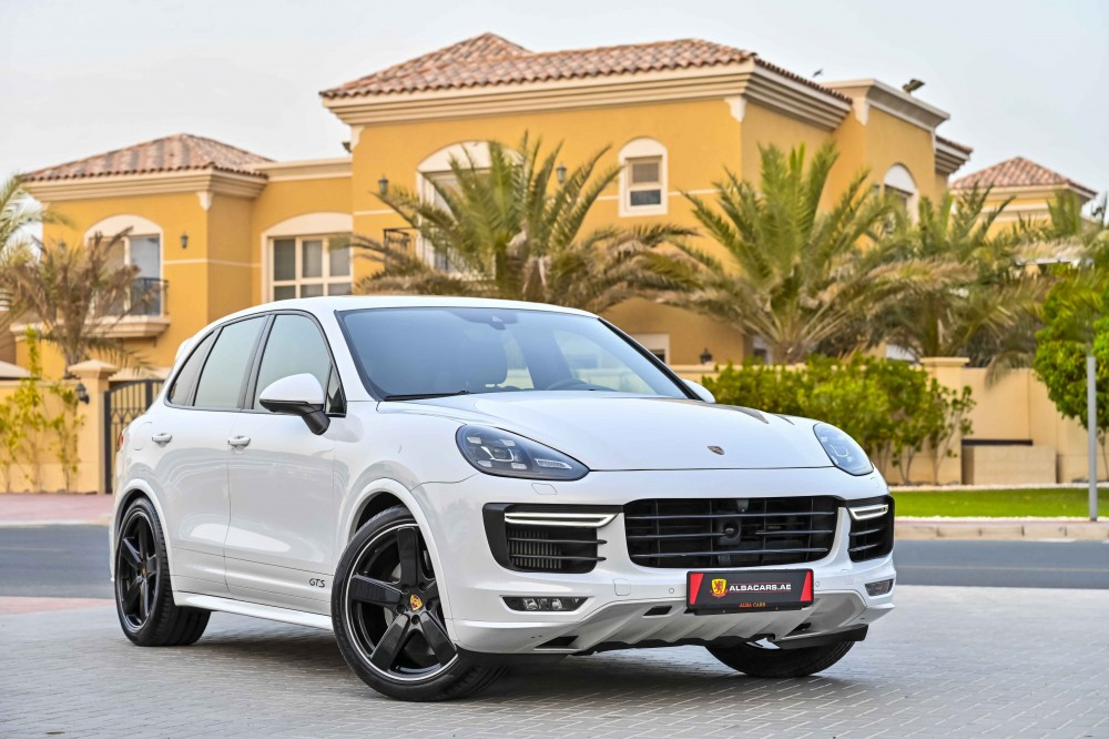 buy approved Porsche Cayenne GTS with warranty