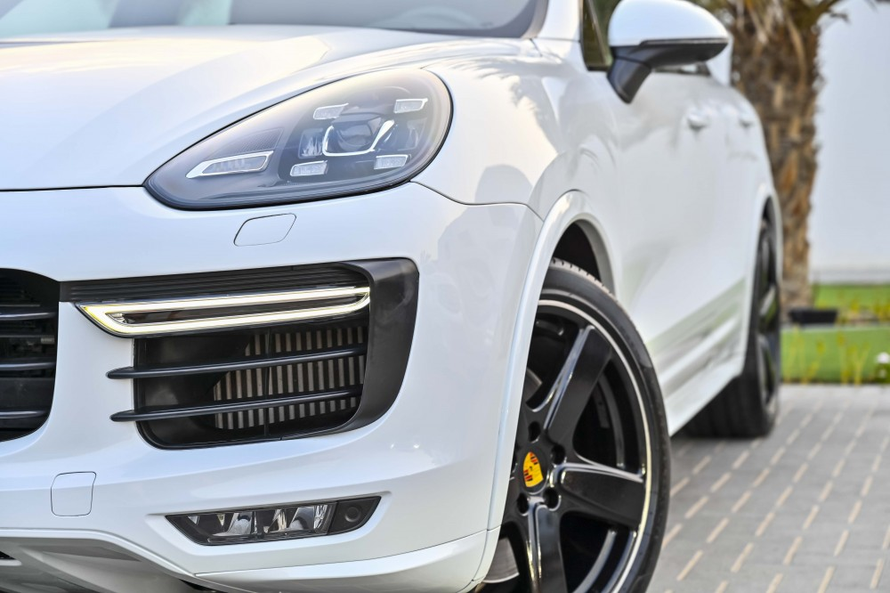 buy pre-owned Porsche Cayenne GTS in UAE