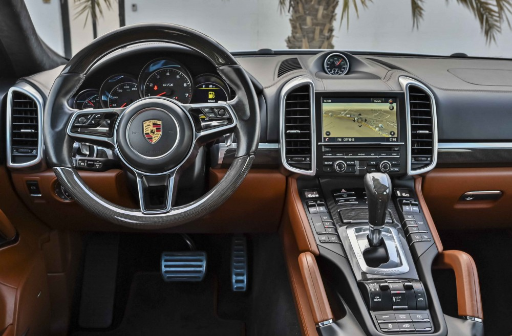 buy used Porsche Cayenne GTS in UAE