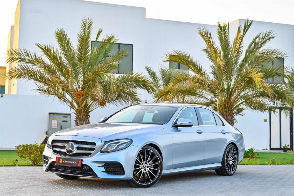 buy certified Mercedes E300 AMG without downpayment