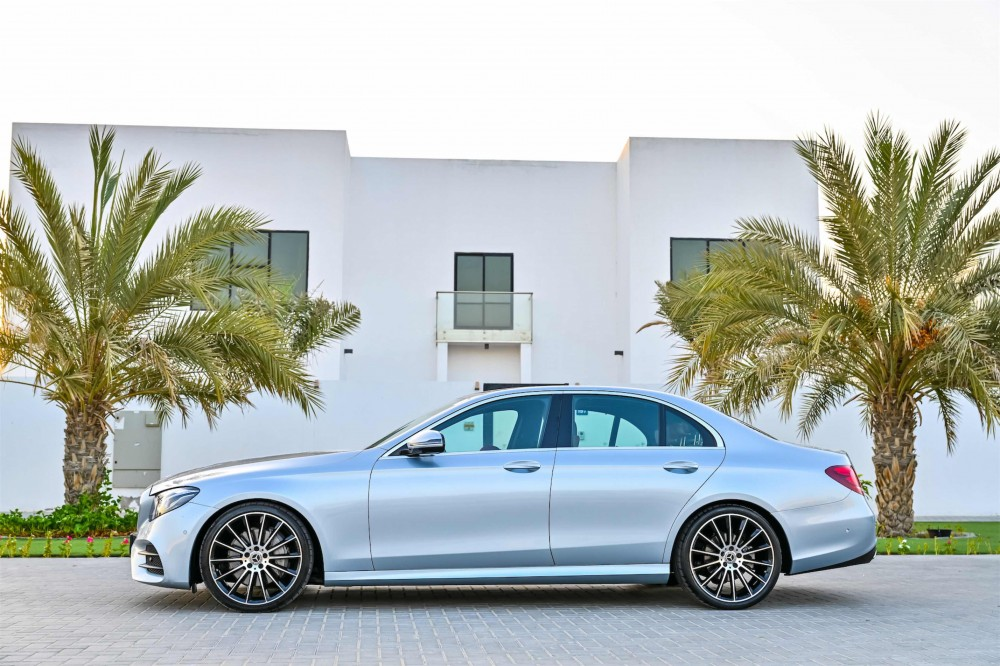 buy second hand Mercedes E300 AMG in Dubai