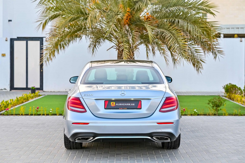 buy certified Mercedes E300 AMG with warranty
