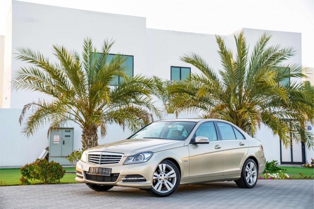 buy certified Mercedes C200 without downpayment