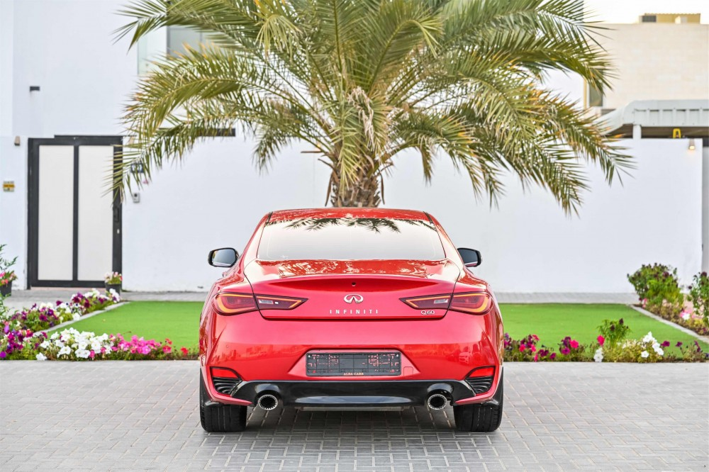 buy approved Infiniti Q60 Sport 3.0L with warranty