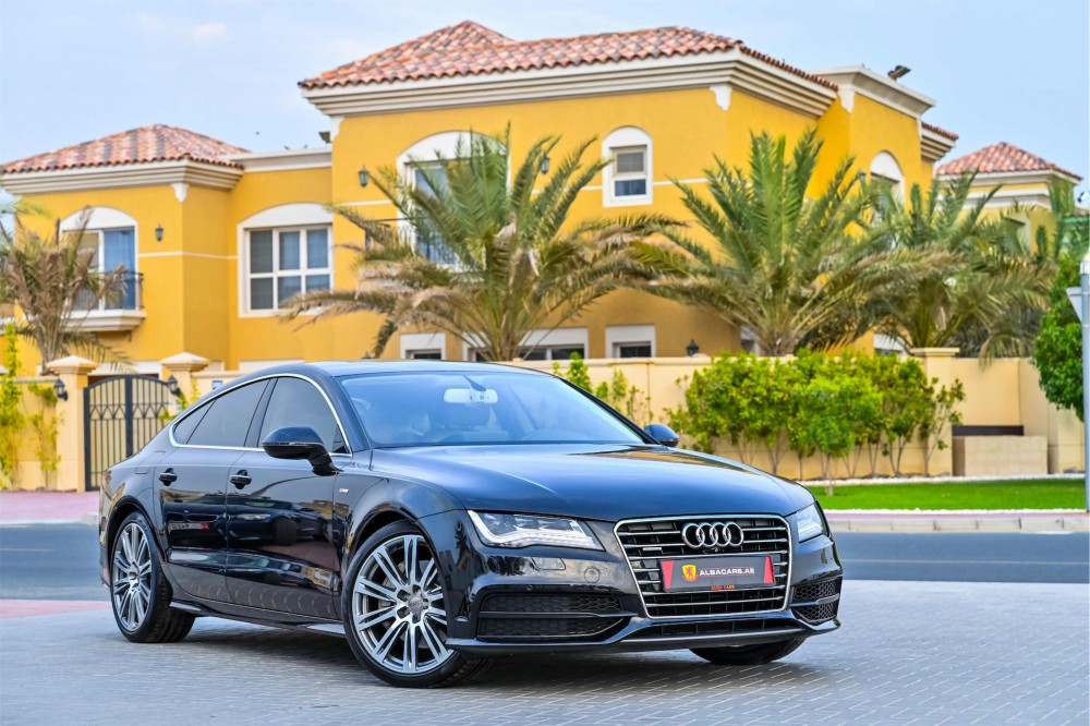 buy second hand Audi A7 S-Line in UAE