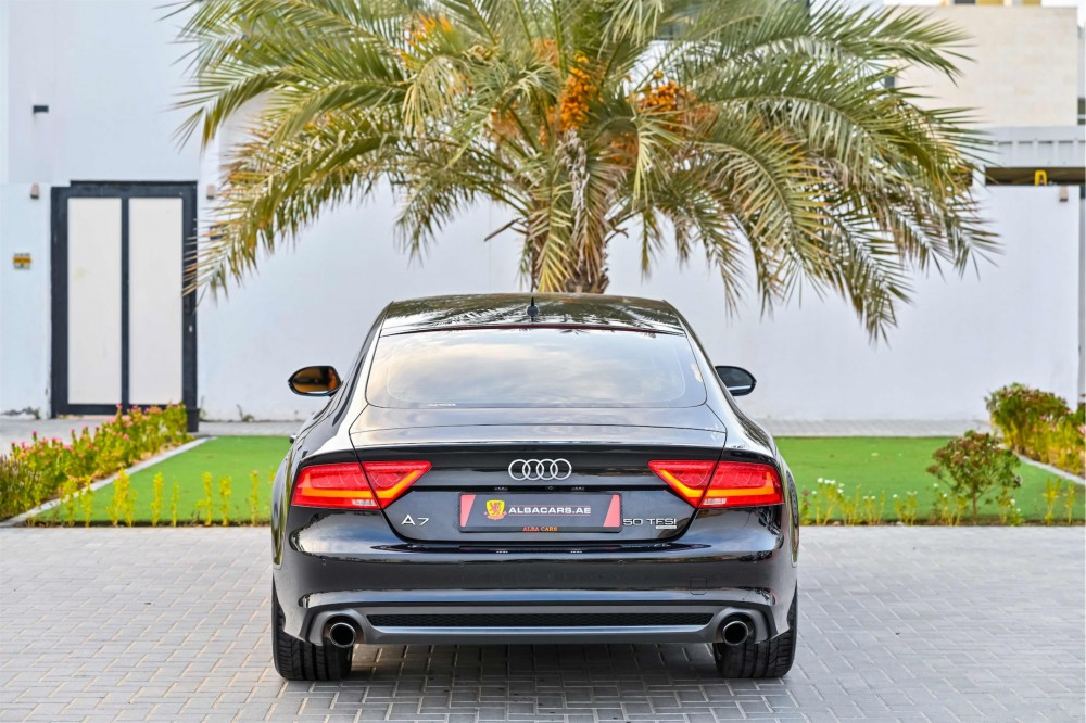 buy approved Audi A7 S-Line in Dubai