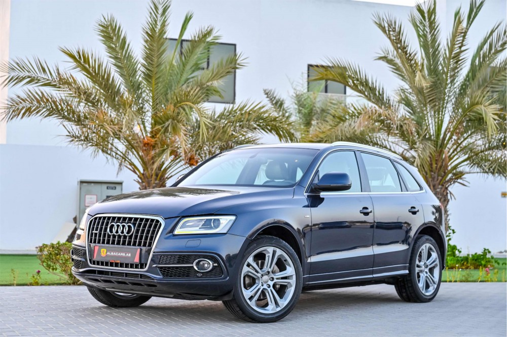 buy certified Audi Q5 without downpayment