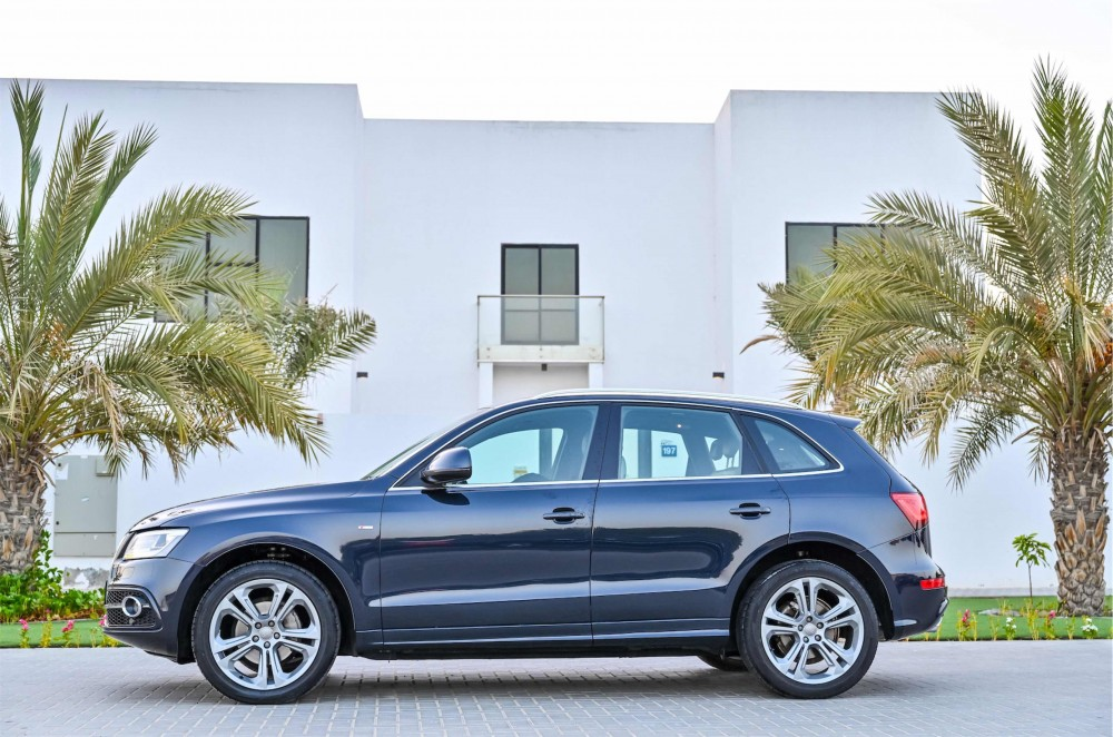 buy used Audi Q5 without downpayment