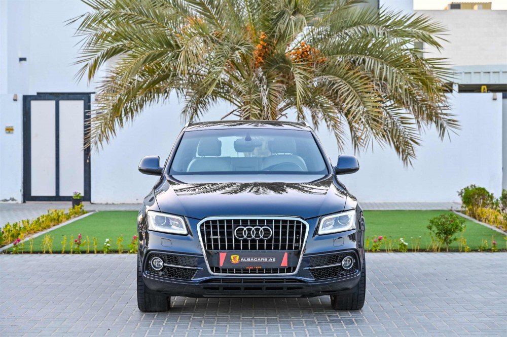 buy pre-owned Audi Q5 with warranty