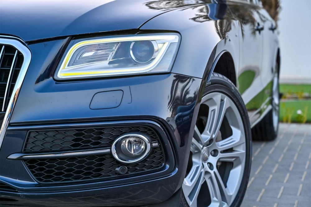 buy used Audi Q5 with warranty