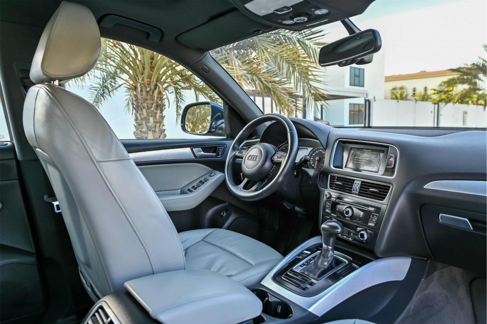 buy slightly used Audi Q5 without downpayment