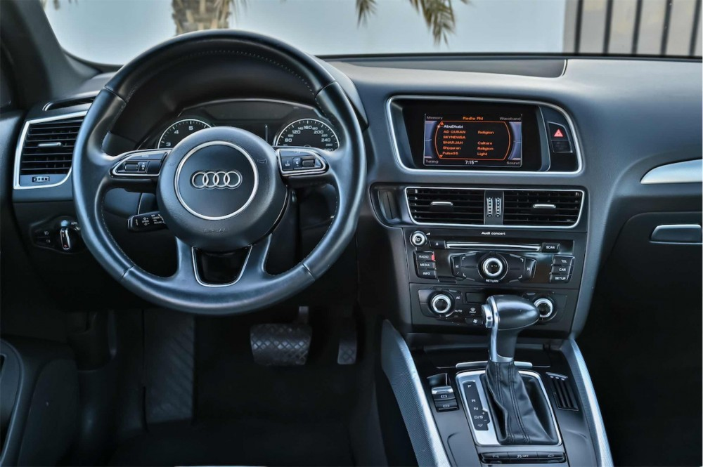 buy second hand Audi Q5 without downpayment