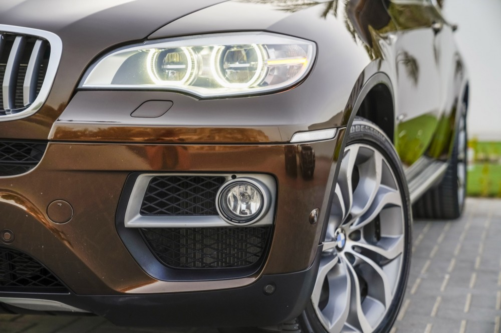 buy certified BMW X6 4.4L V8 without downpayment