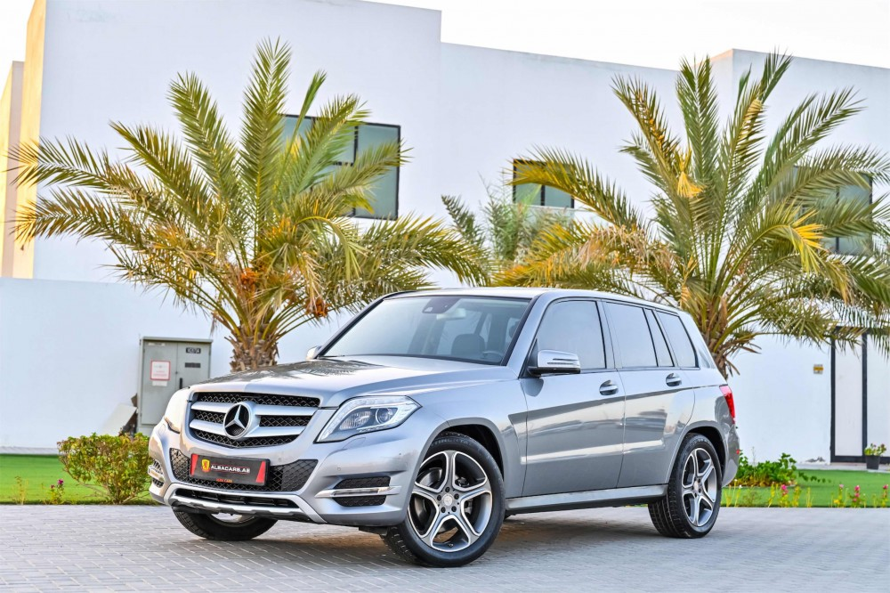buy slightly used Mercedes GLK250 without downpayment