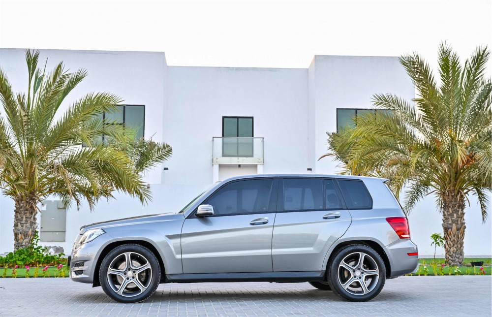buy used Mercedes GLK250 without downpayment