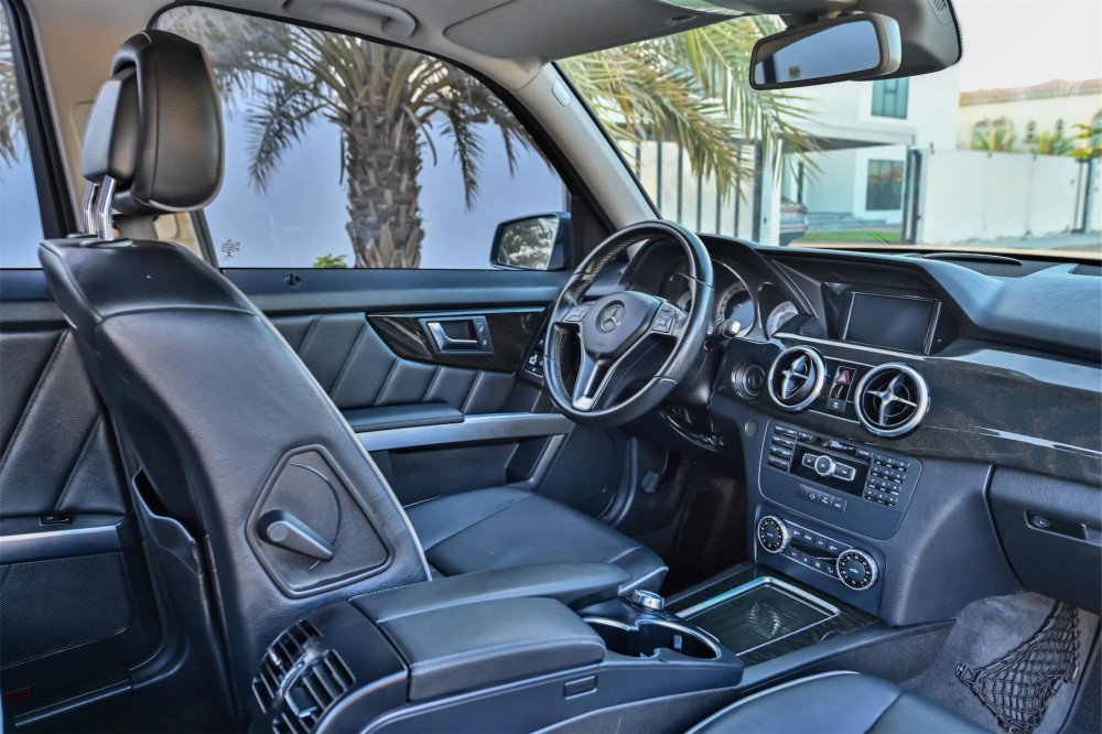 buy certified Mercedes GLK250 without downpayment