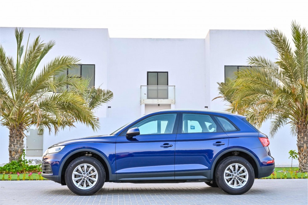 buy pre-owned Audi Q5 45TFSI Quattro with warranty