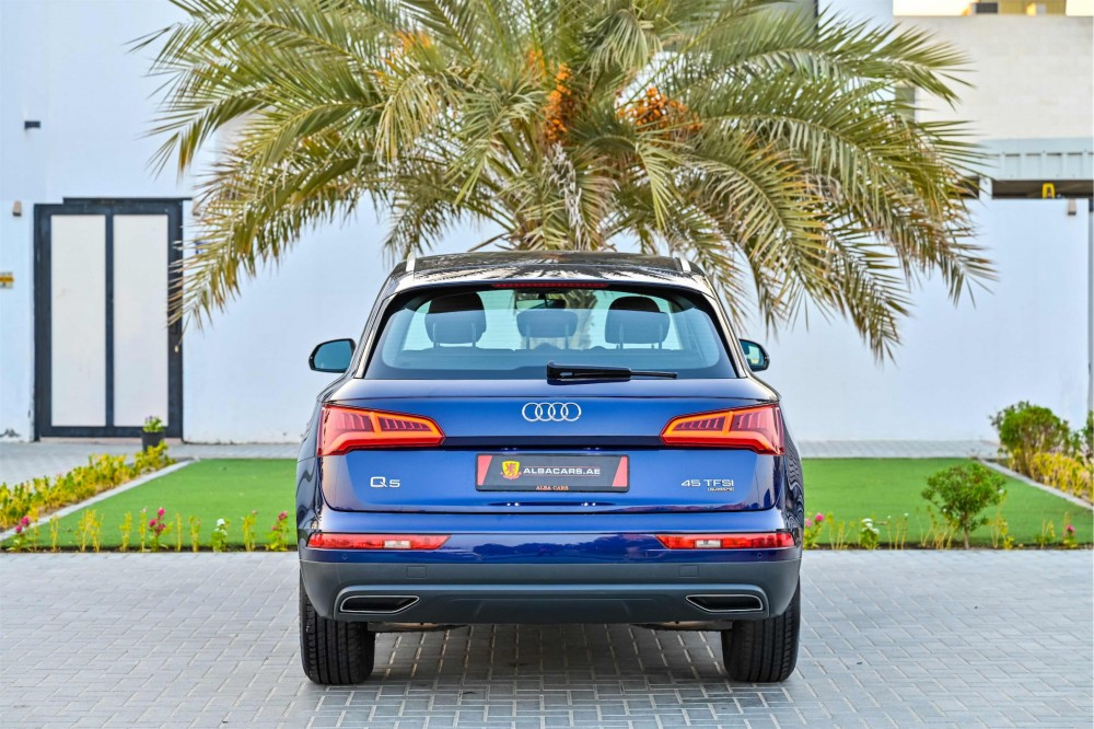 buy certified Audi Q5 45TFSI Quattro without downpayment