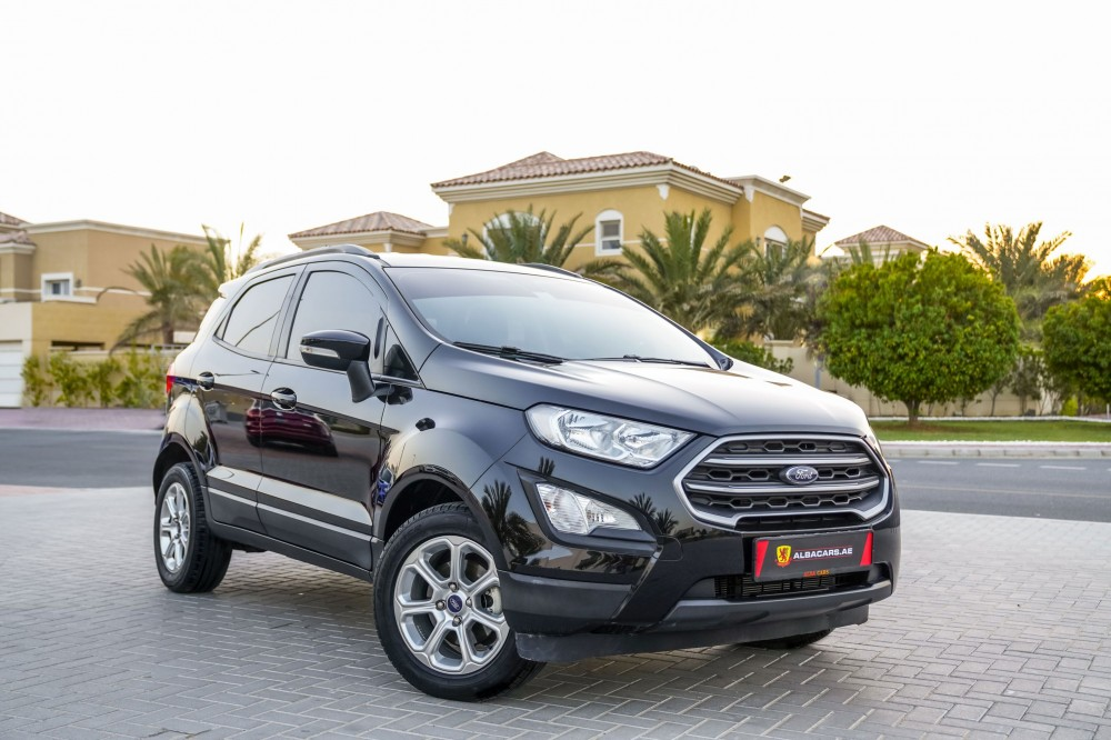 buy pre-owned Ford EcoSport Trend in Dubai