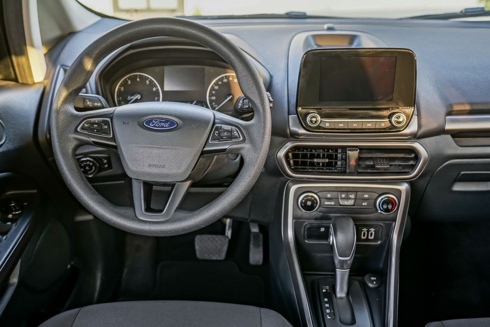 buy slightly used Ford EcoSport Trend in UAE