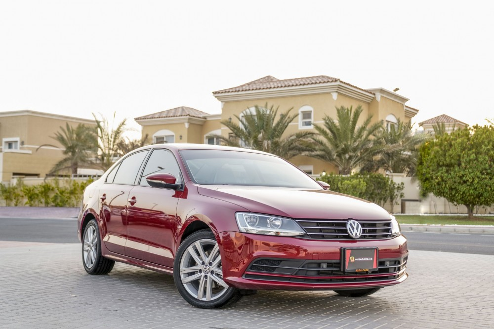 buy approved Volkswagen Jetta in Dubai