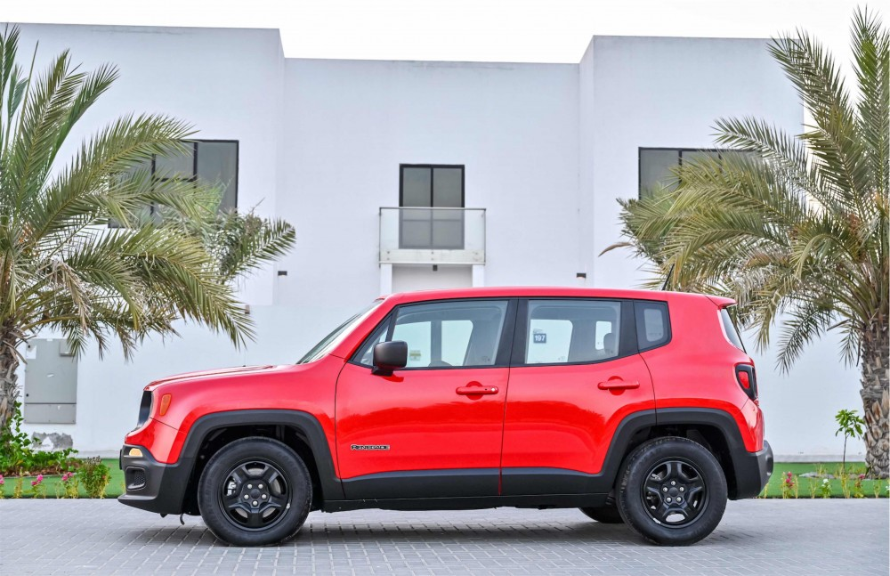 buy used Jeep Renegade Sport without downpayment