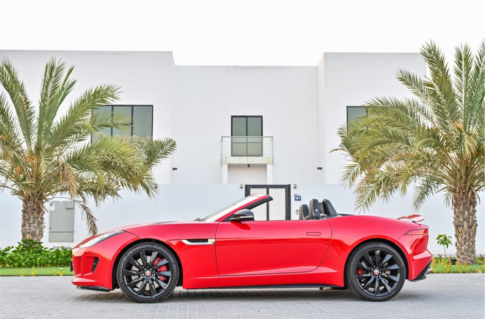 buy approved Jaguar F-Type S V8 without downpayment