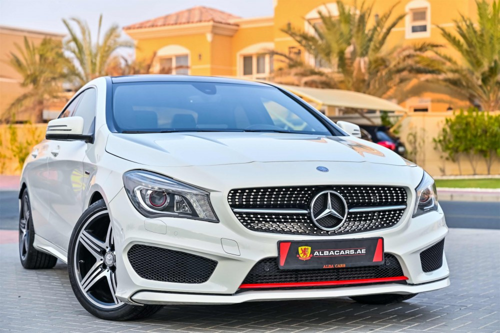 buy pre-owned Mercedes CLA250 with warranty