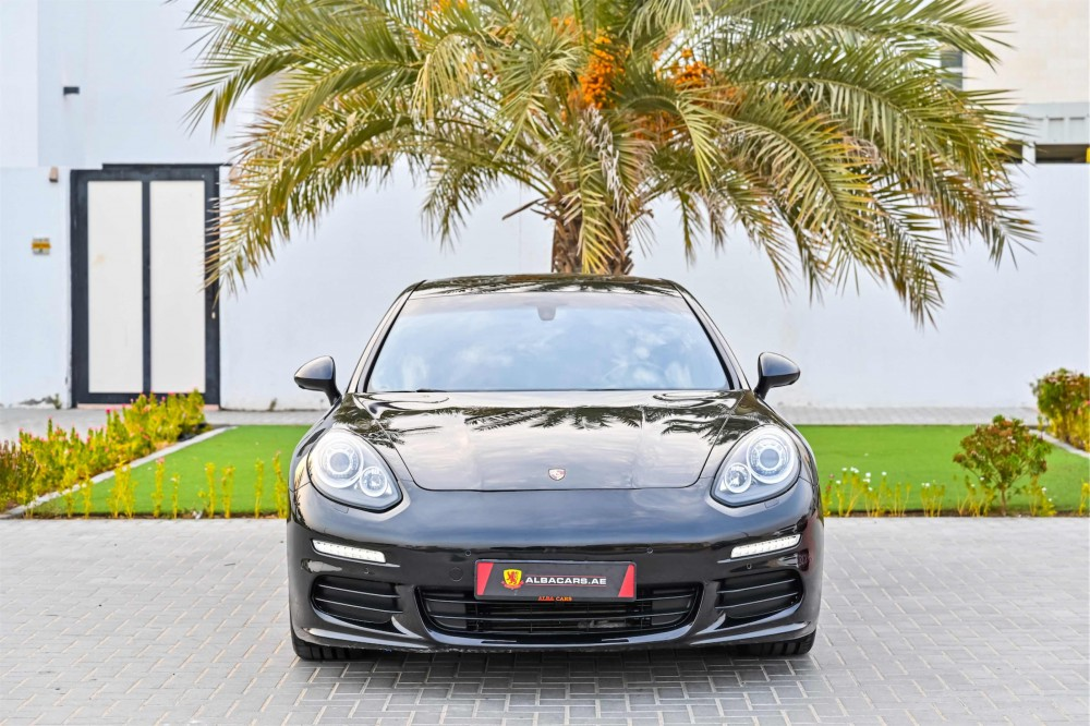 buy used Porsche Panamera without downpayment