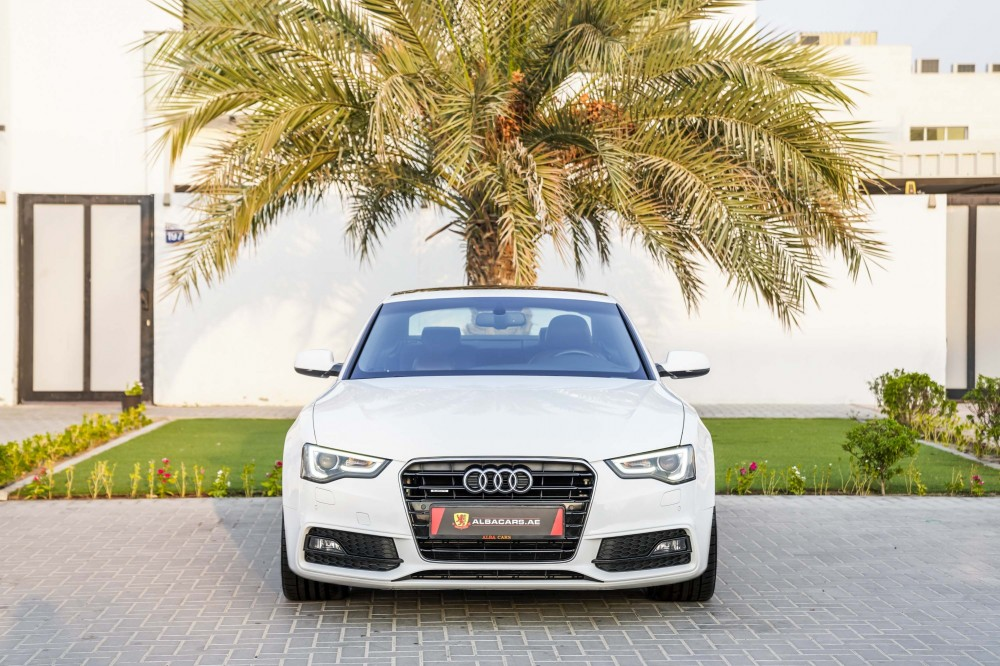 buy certified Audi A5 S-line V6 without downpayment