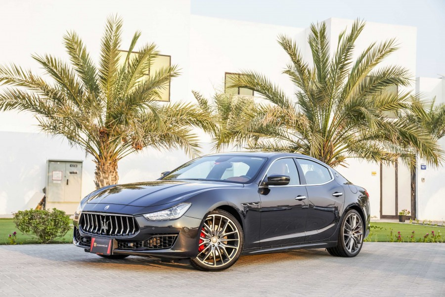 Maserati Ghibli S Agency Warranty & Service Package