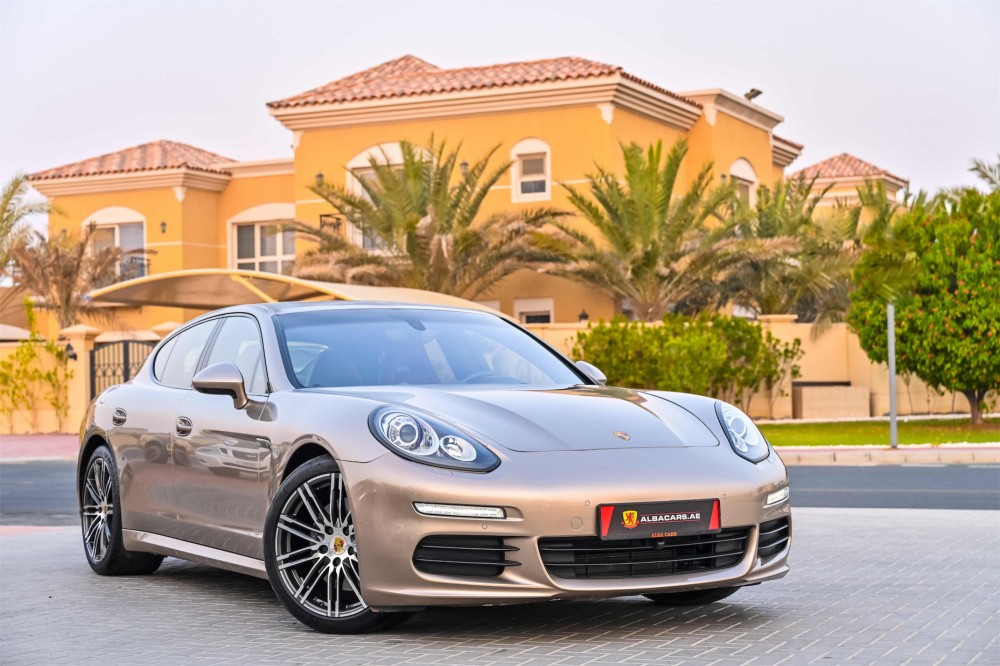 buy certified Porsche Panamera without downpayment