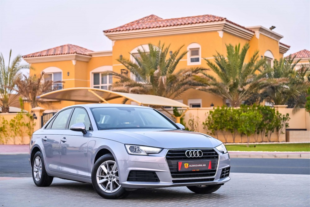 buy pre-owned Audi A4 without downpayment