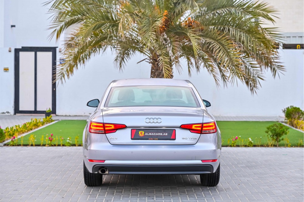 buy used Audi A4 in UAE