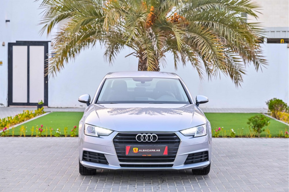 buy certified Audi A4 in Dubai