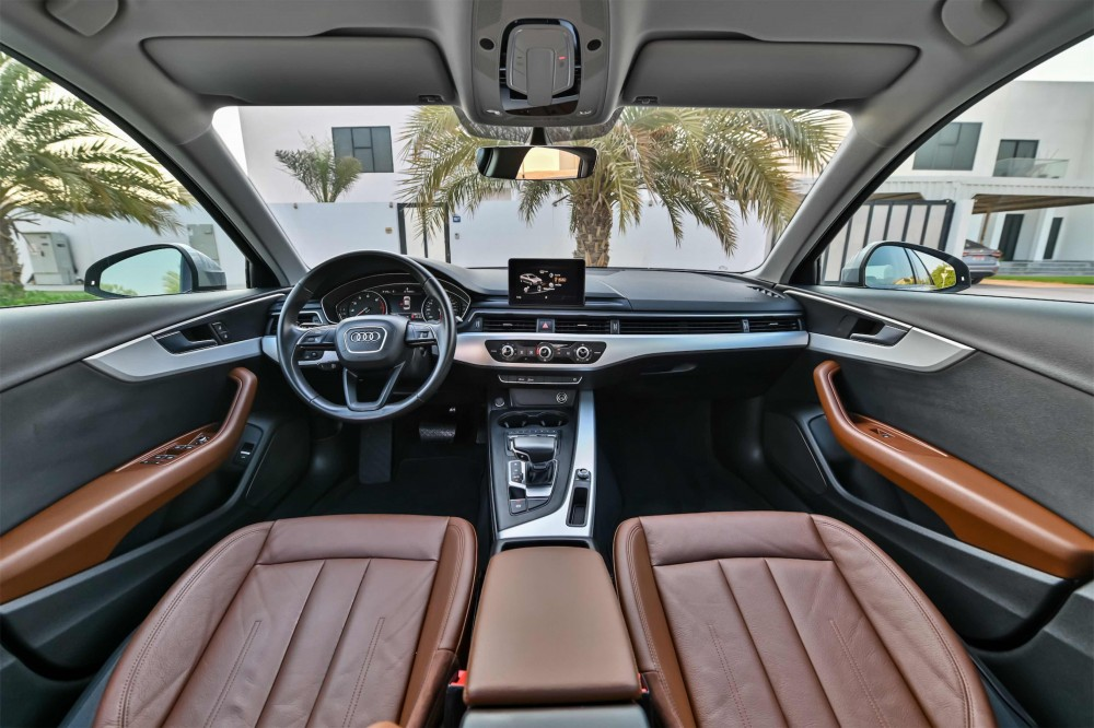 buy used Audi A4 in Dubai