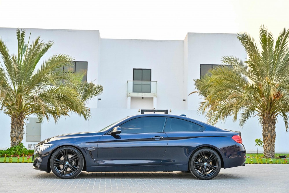 buy certified BMW 428i Sport Coupe without downpayment