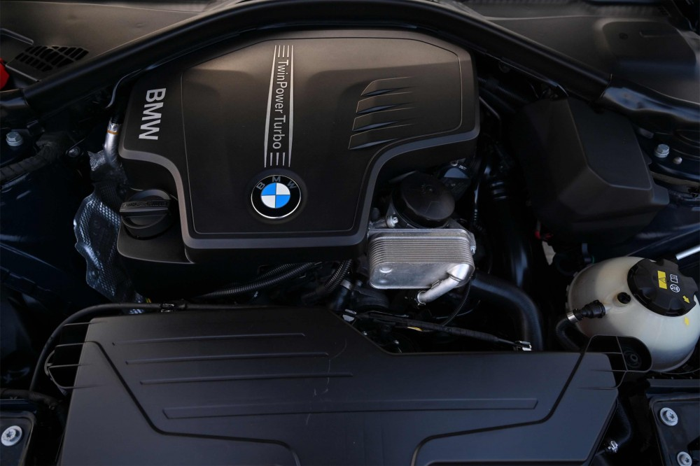 buy pre-owned BMW 428i Sport Coupe in Dubai