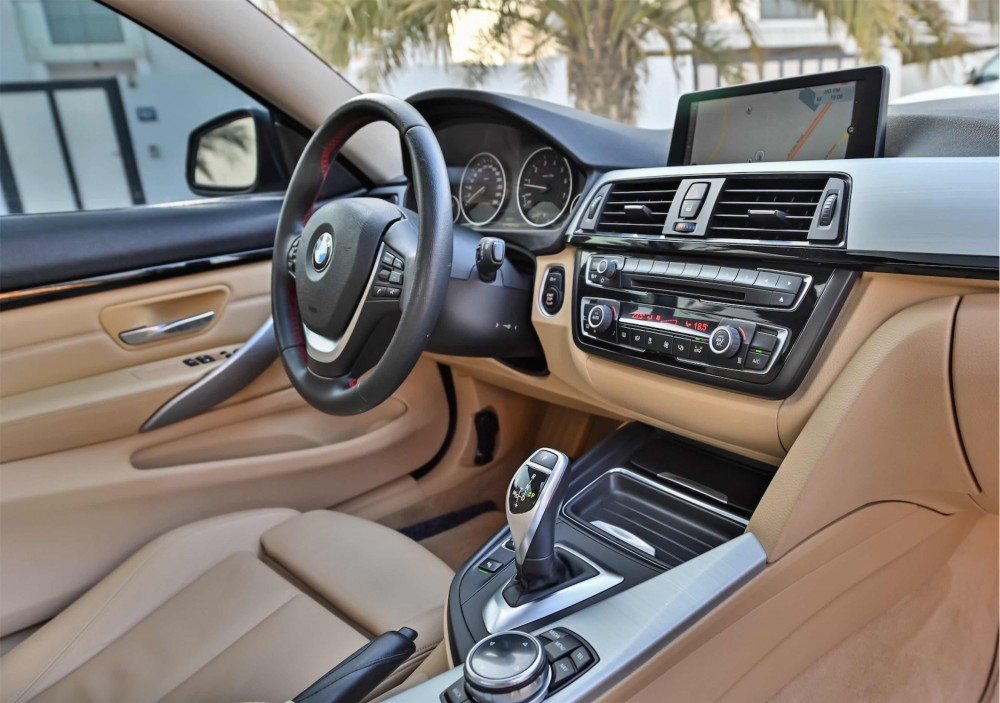 buy second hand BMW 428i Sport Coupe without downpayment