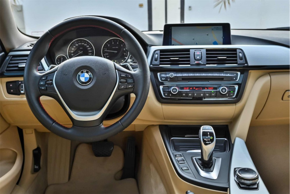 buy slightly used BMW 428i Sport Coupe in Dubai