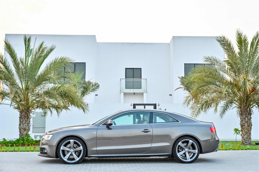 buy used Audi A5 S-line without downpayment