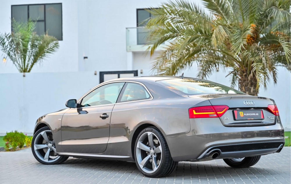 buy approved Audi A5 S-line in UAE