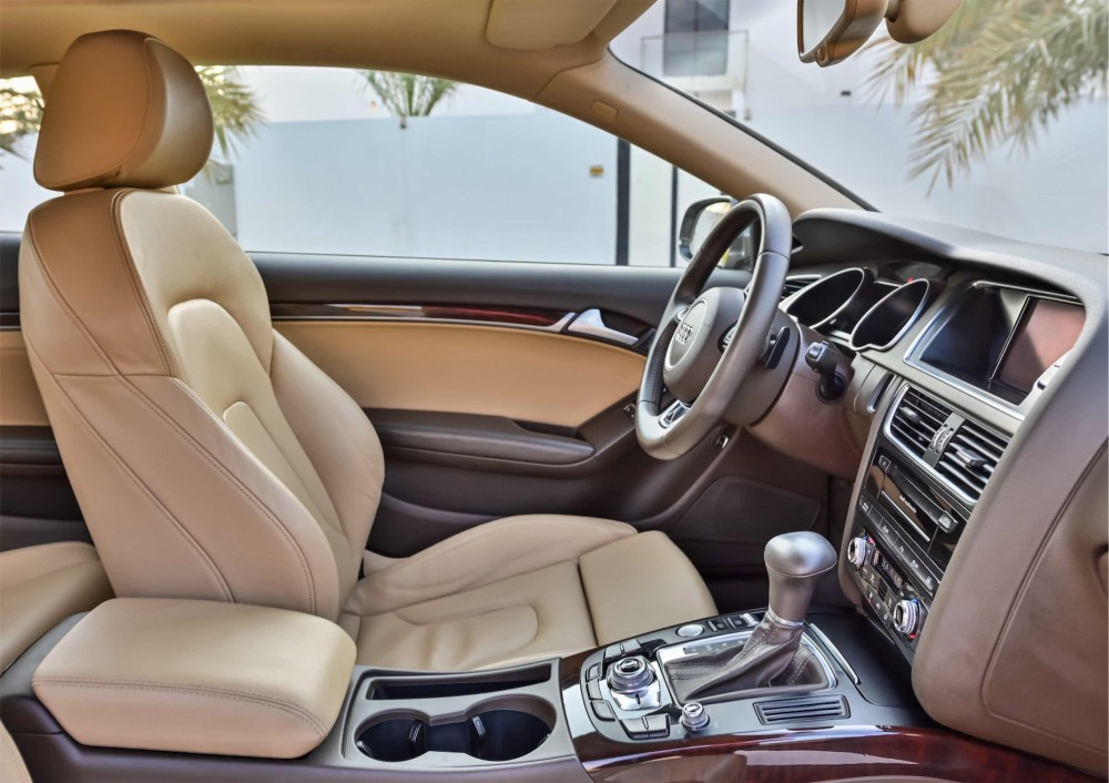 buy second hand Audi A5 S-line without downpayment