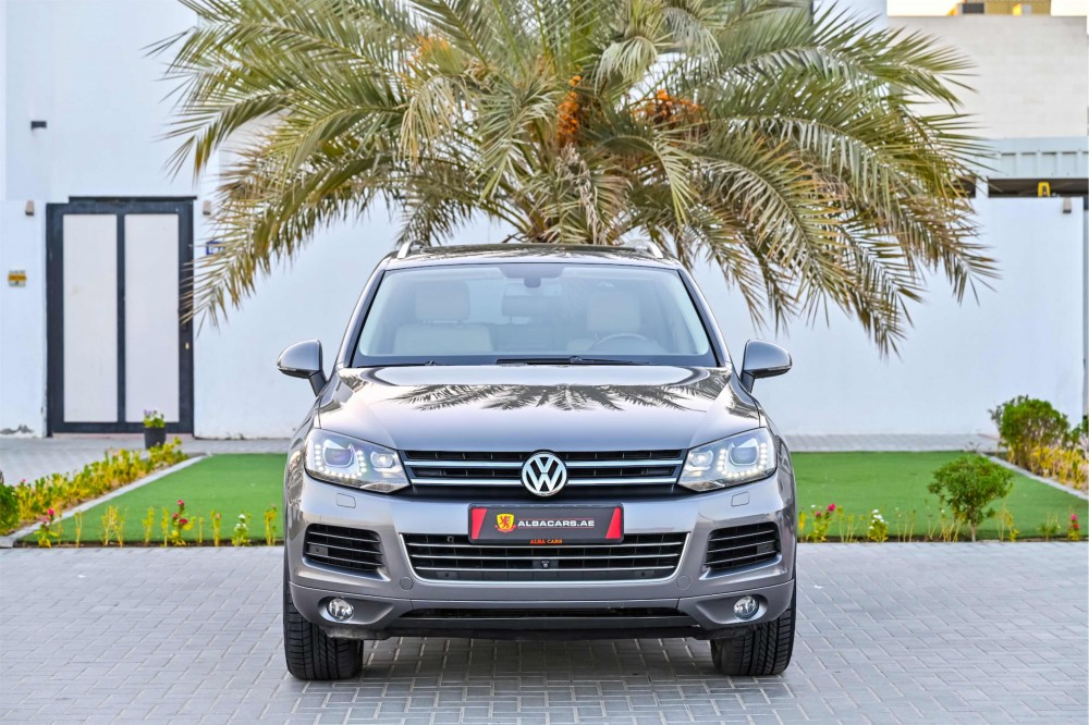 buy pre-owned Volkswagen Touareg Sport without downpayment